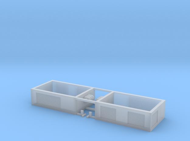SPMT Hydraulikmodul 2erSet - 1:160 N in Smooth Fine Detail Plastic