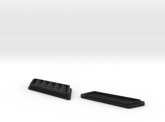 TRX6 G63 airvent I in Black Natural Versatile Plastic