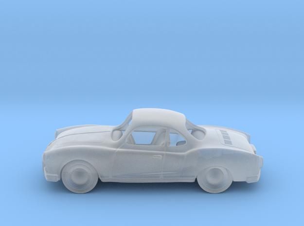 VW Karmann Ghia 1:160N in Smooth Fine Detail Plastic