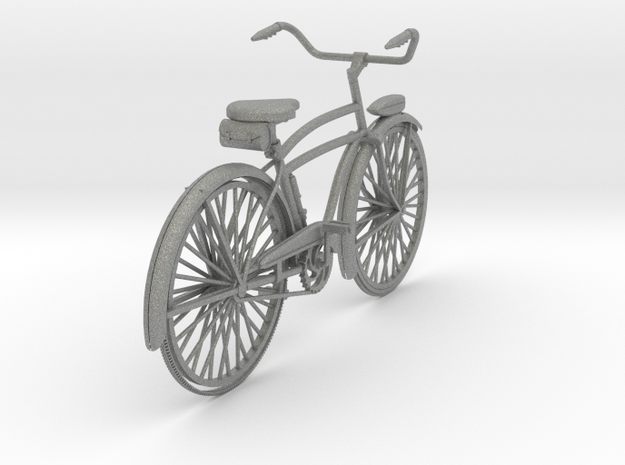 1:16 M305-G319 Huffman Bicycle in Gray PA12