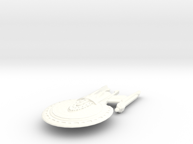 Griffin Class Cruiser 3d printed