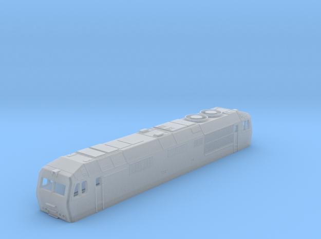 Russian Diesel Locomotive TEP 70 BC Soviet  in Smoothest Fine Detail Plastic: 1:160 - N