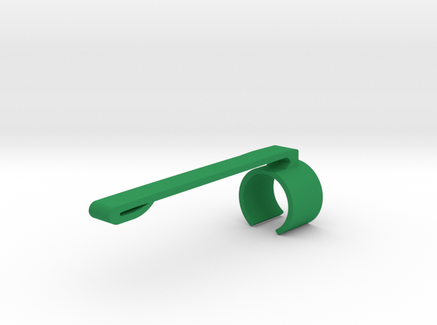 JotClip (for Jot Touch 4 Stylus from Adonit) 3d printed Green Strong & Flexible