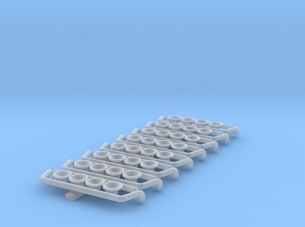 898 Lb/U/4r/schr in Smoothest Fine Detail Plastic