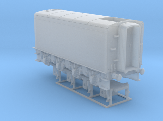 A0 - H0 Scale - A3 Corridor - WATER TENDER