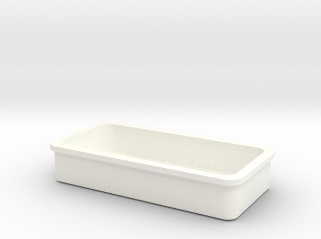 radio flyer wagon body 1/12 in White Processed Versatile Plastic