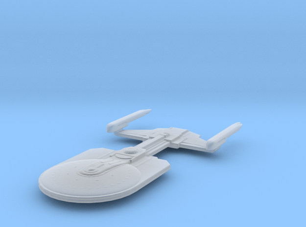 Excelsior 2-nacelled Study I 1/7000 in Smooth Fine Detail Plastic
