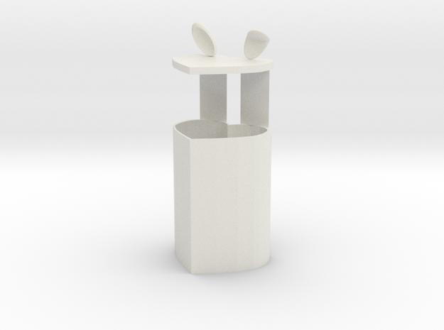 love can in White Natural Versatile Plastic