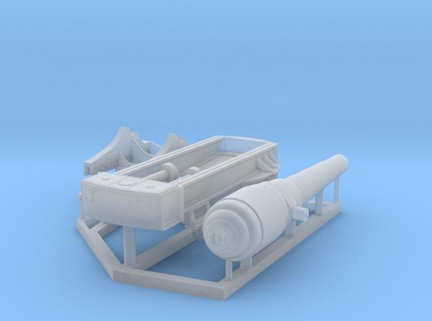 Armstrong 100-Ton Gun, 1/192 scale