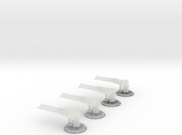 Minimax Kombiwerfer 4x in Smooth Fine Detail Plastic