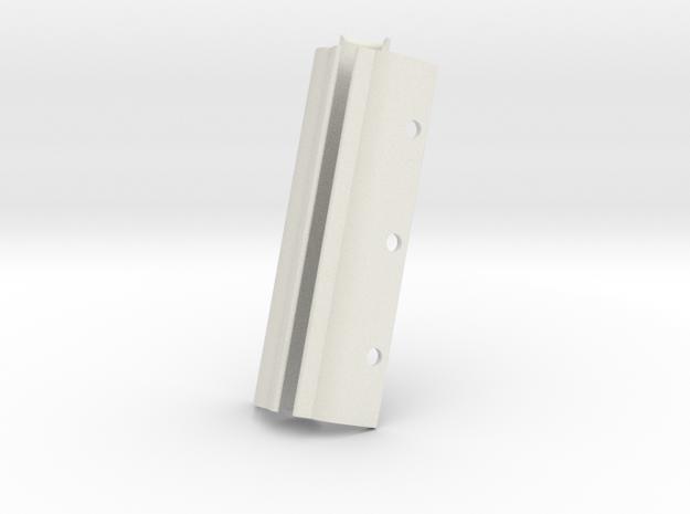 "Cape Dory 4""  pg468B.v100.8 in White Natural Versatile Plastic"