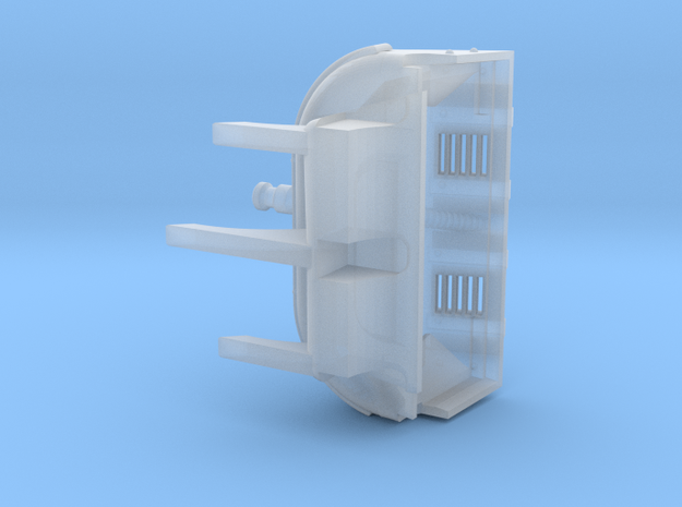 Heretical Prow for Scorpion Martian Tank/Transport in Smooth Fine Detail Plastic