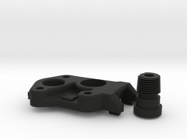 Nimble V2 CR-10 Mount kit in Black Natural Versatile Plastic