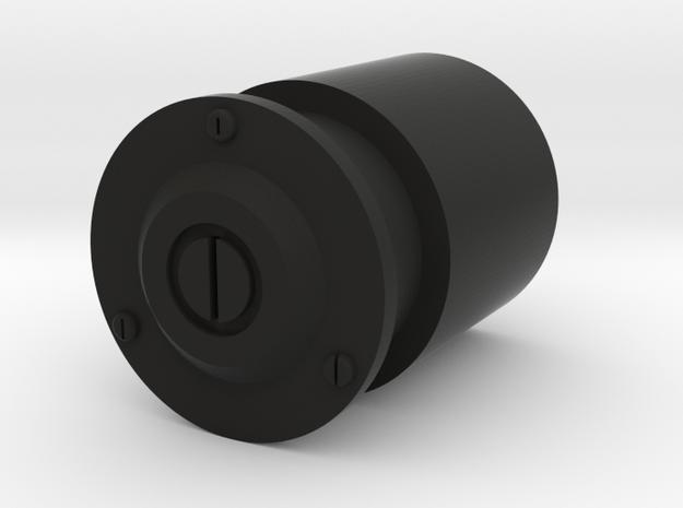 Spitfire Voltage regulator core in Black Natural Versatile Plastic