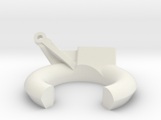 Smart effector Duct 5015 in White Natural Versatile Plastic