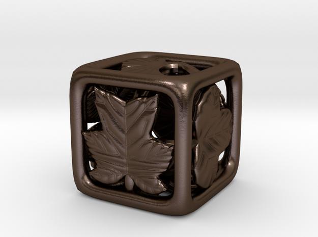 Leaves Die 3d printed