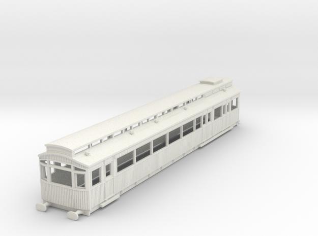 O-100-ner-petrol-electric-railcar in White Natural Versatile Plastic