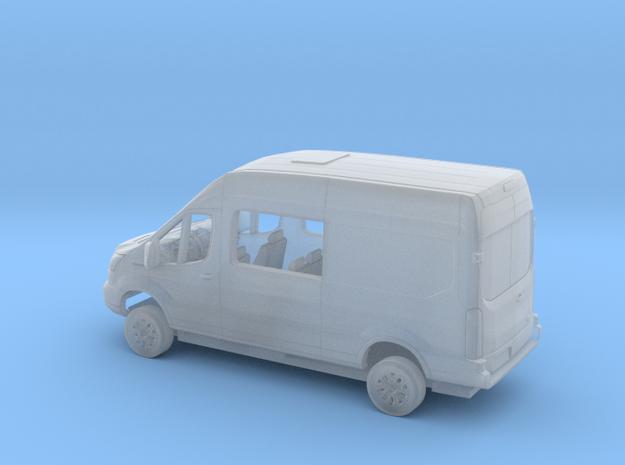 1/160 2014-18 Ford Transit High Service Van Kit in Smooth Fine Detail Plastic