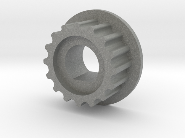 Band Saw drive Gear pg485C Ver.2 in Gray PA12