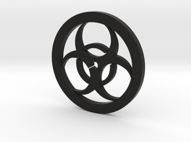 Bio-Hazard Coaster