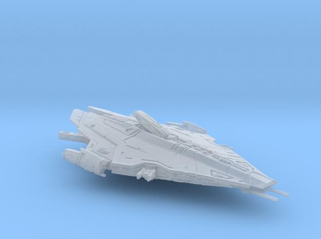 Minecruiser_L in Smooth Fine Detail Plastic