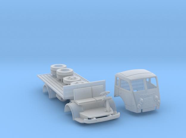 Renault R4140 / Saviem Tancarville - Ho 1:87
