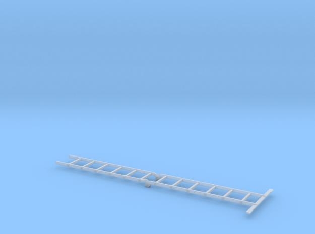 Leiter Kran 1:50 Klappleiter / foldable ladder in Smooth Fine Detail Plastic