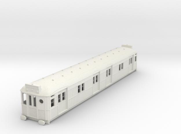o-76-ner-d222-motor-luggage-van in White Natural Versatile Plastic