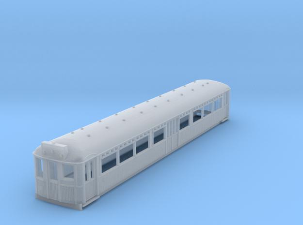 o-148fs-ner-d218-pram-van in Smooth Fine Detail Plastic