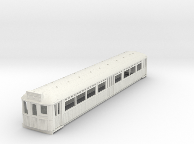 o-76-ner-d218-pram-van in White Natural Versatile Plastic