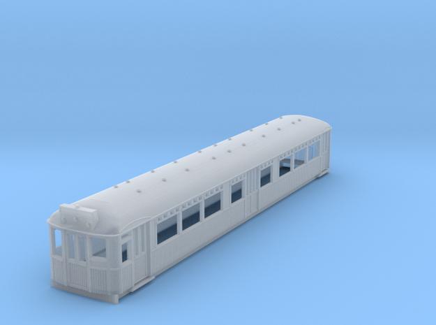 o-148fs-ner-d221-pram-van in Smooth Fine Detail Plastic