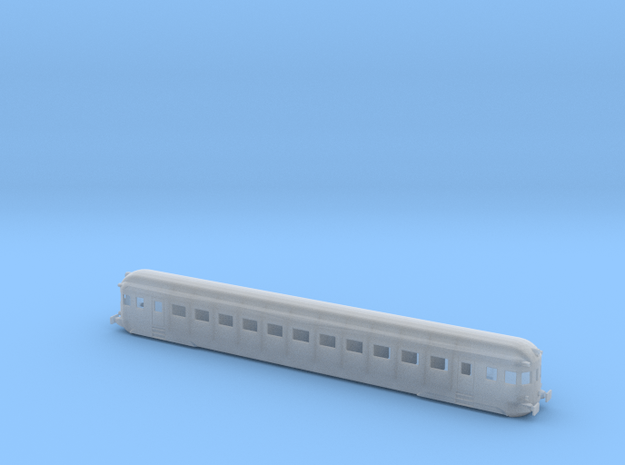 Tren Automotor Fiat (TAF) medio in Smoothest Fine Detail Plastic