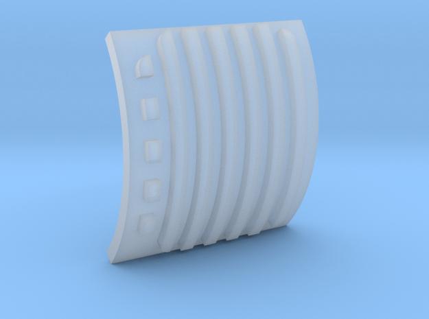 KR Flagship main side vent LH (Part 7 of 8) in Smoothest Fine Detail Plastic