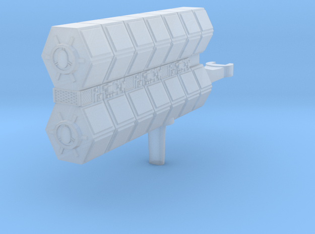 YT-1300 Freight Pusher Module in Smooth Fine Detail Plastic