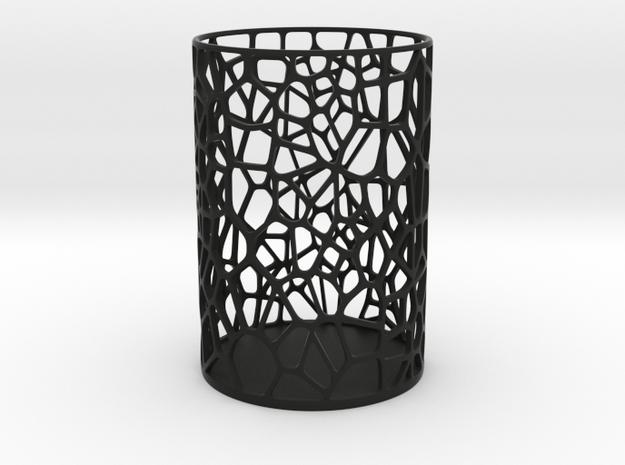 Pen Holder Voronoi 3d printed