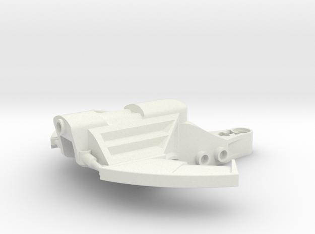 Trinn's Crossbow in White Natural Versatile Plastic