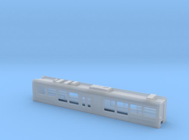 BAM B 2065-2067 in Smooth Fine Detail Plastic: 1:120 - TT