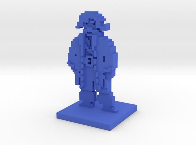PixFig: Guybrush in Blue Processed Versatile Plastic