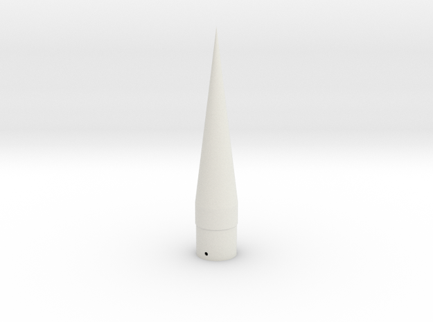 WAC Corporal Cone-BT-55 in White Strong & Flexible