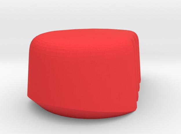 RONSTAN SERIES 56 RATCHET KNOB in Red Processed Versatile Plastic