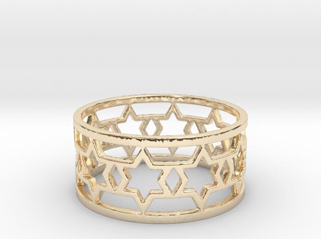 20 star ring v6 Ring Size 7