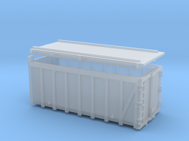 RhB Y11811-11828 in Smooth Fine Detail Plastic: 1:150