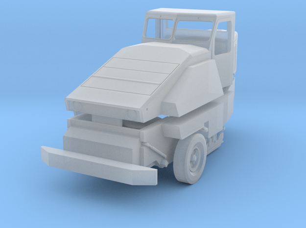 1/87 FMC 984 Sweeper in Smoothest Fine Detail Plastic