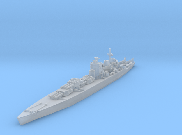 Soviet Project 21 1/2400 in Smooth Fine Detail Plastic