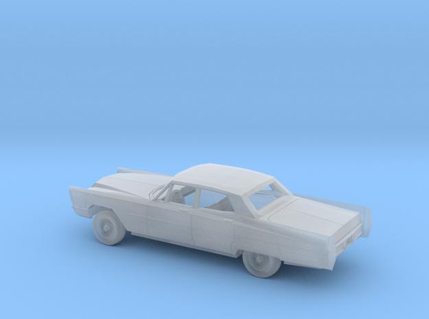 1/87 1967 Cadillac DeVille Sedan Kit in Smooth Fine Detail Plastic