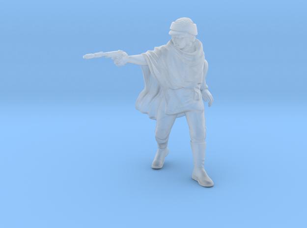Commander Cinnabon forest variant in Smooth Fine Detail Plastic
