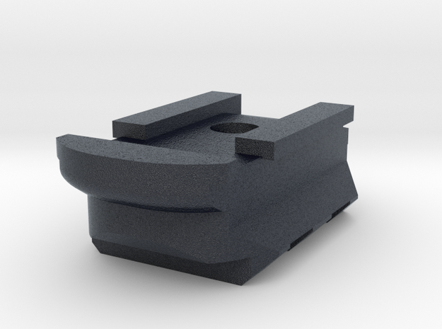 Tactical Development 15 Round Pro Railed Insert in Black PA12