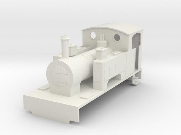 b-32-redlake-kerr-stuart-1228-0-4-2T-loco in White Natural Versatile Plastic