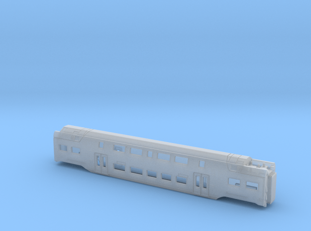 SBB RABe 511 Centre Carriage 2 in Smooth Fine Detail Plastic: 1:160 - N