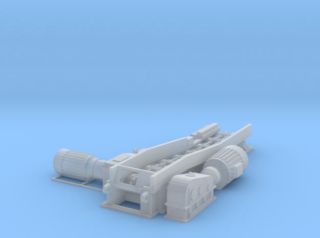 Antrieb Strebpanzer in Smoothest Fine Detail Plastic